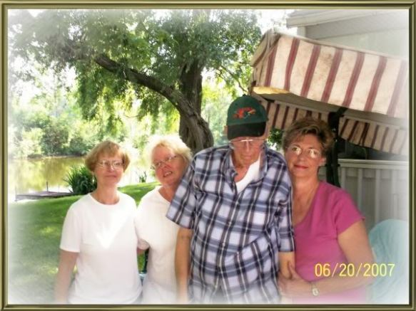 dad, bev, me and theda