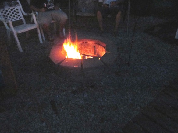 july 4th firepit
