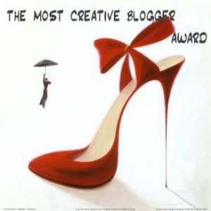 shoe most creative award