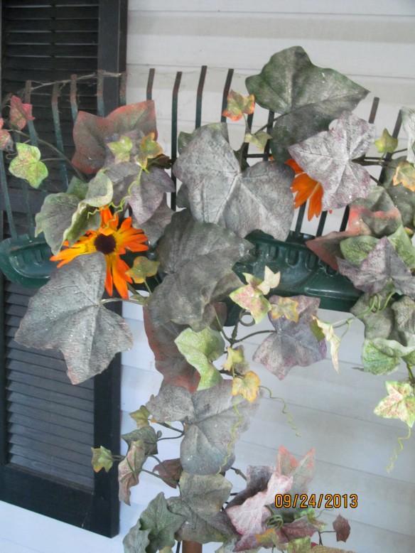 flowered rake
