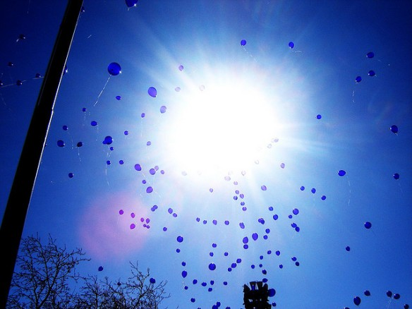 purple balloons 2