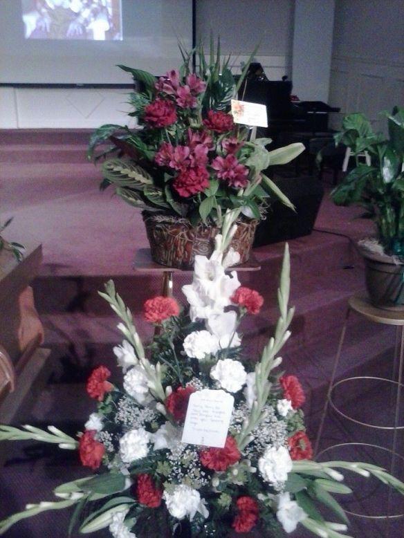 Al's funeral