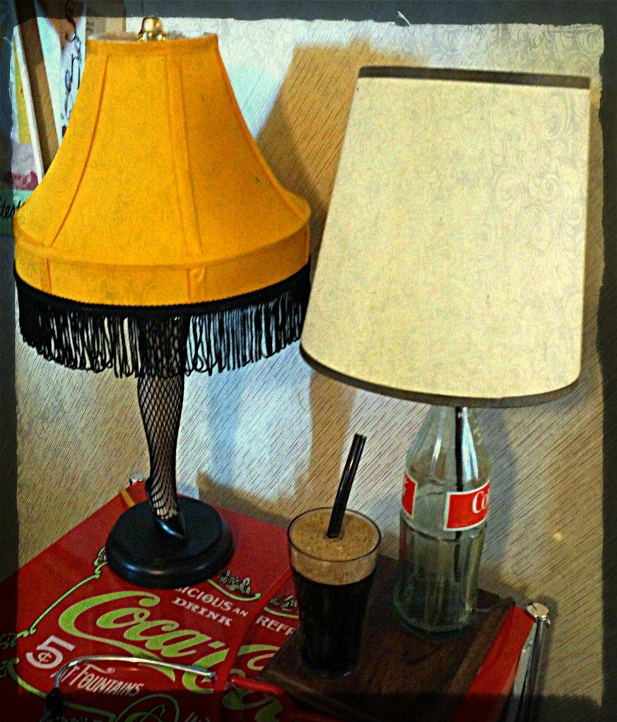Al's lamp