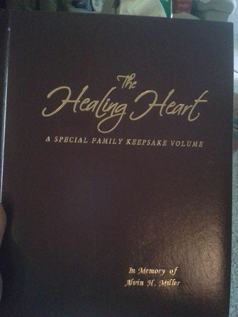 Alvin's memory book