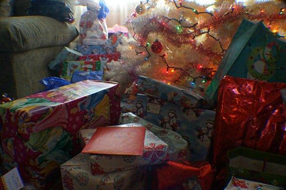 christmas day 5