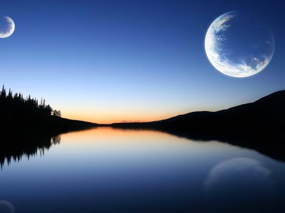 double moon