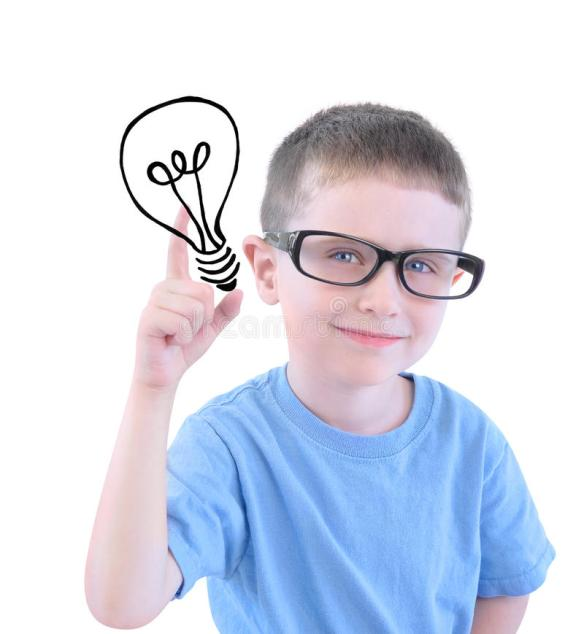 smart-school-boy-light-bulb-27300632